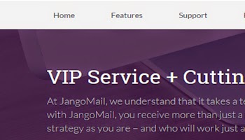 Change Coming for JangoMail.com!