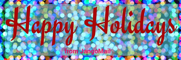 Happy Holidays from JangoMail