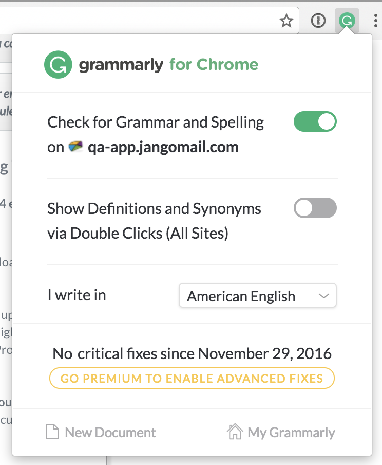 The trouble with Grammarly - JangoMail